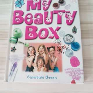 My beauty box book