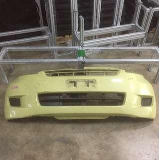 front bumper passo 07