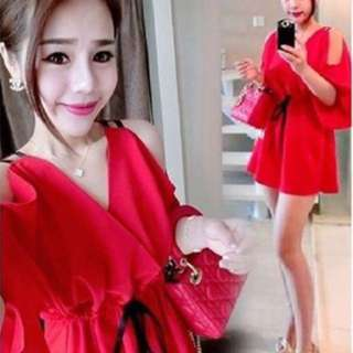 dress red import