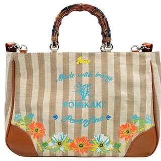 Pomikaki 意大利 beach bag 沙灘袋