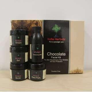 [INSTOCKS] Indie Herbals Chocolate Facial Kit
