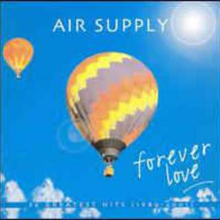 Air Supply Forever Love: 36 Greatest Hits (1980-2001) cd