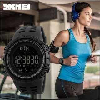 SKMEI Smart Watch Outdoor Sports Watch 智能錶 藍牙拍照計步電子手錶 來電提醒 運動手錶