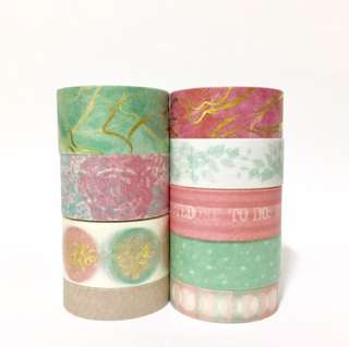 Recollections Washi Samples Set 18