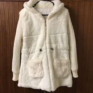 Winter Faux Fur Jacket