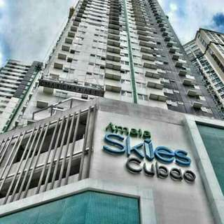 AMAIA SKIES CUBAO BY AYALA LAND RENT TO OWN RFO UNITS