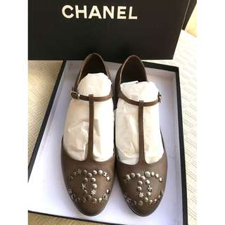 Chanel  ballerina  shoes @Size 38