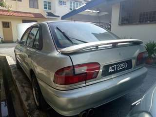 1995 Proton Wira Aeroback 1.6Cc manual One Formen Owner  Buy N Drive Rm5555 nego Area Ipoh Perak CALL OR WHATSAPP  0172833328