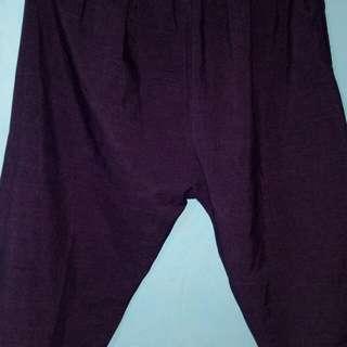 3/4 square pants