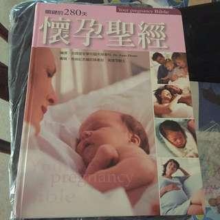 Pregnancy bible book