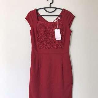 Dress embroidery Jrep