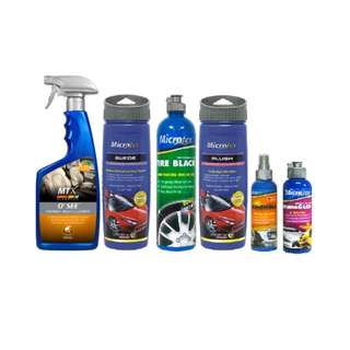 Microtex Care Care Kit Set 3