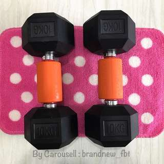Dumbbell FAT GRIPZ DUMBBELL FOR MUSCULAR SIZE AND STRENGTH fat grips .
