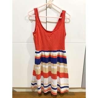 Veloe Backless Dress