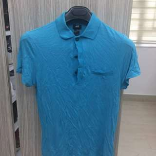 Polo shirt by H&M