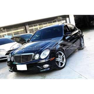 08 E350 AMG I-KEY 黑