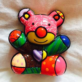 BRITTO Love Bear Collectible