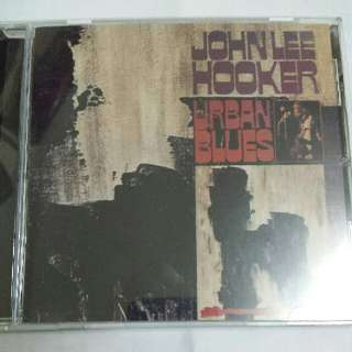 Music CD: John Lee Hooker–Urban Blues - Classic Electric Blues, BGO Records