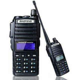 Baofeng UV-82 Tri Power two way radio walkie talkie
