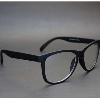 Eye Know Right Glasses - The Boss in Clear Specs