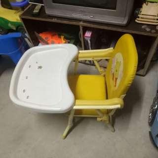 Feeding Table/Chair