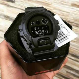 Original G-Shock DW-6900 Strap Rubber