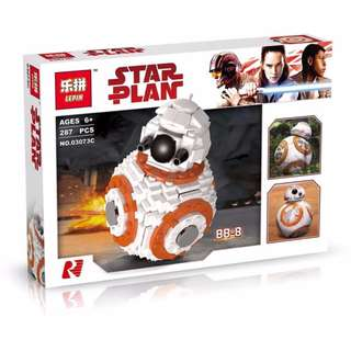 LEPIN 03073C Star Wars Mini BB-8 Droids