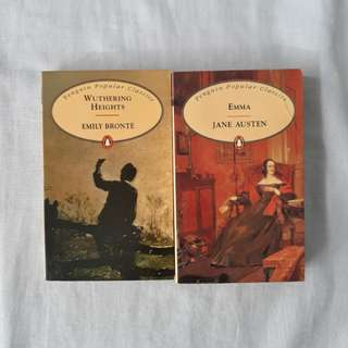 Wuthering Heights (for 2 books)