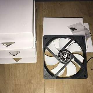 120mm high flow fan (Ideal for mining case)