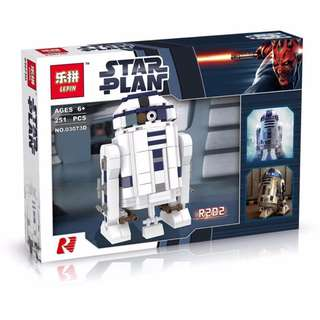 LEPIN 03073D Star Wars Mini R2D2 Droids