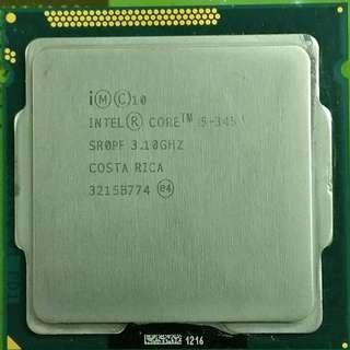 Intel(R) Core (TM) i5-3450 @ 3.10GHZ