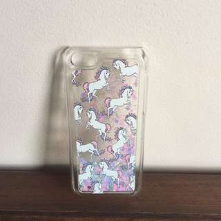 Unicorn iPhone case 5s/5c