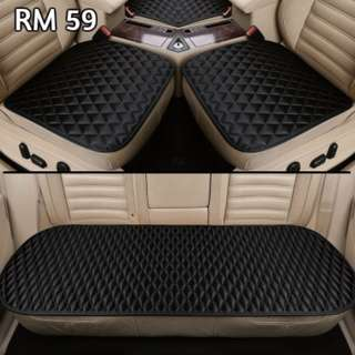 Polyester Car Seat Cushion Cover (RM 59)