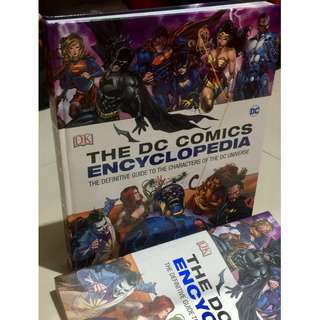 DC Comics Encyclopedia - All New Edition