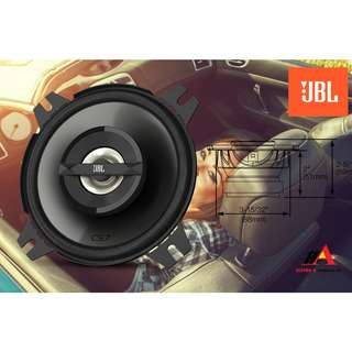 JBL CS742 4 Inch 2-Way Speaker Coaxial LoudSpeaker