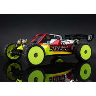 TLR 5IVE-B Race Kit: 1/5 4WD Buggy - On Sale Now! In Stock!