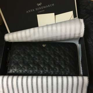 NEW Authentic Anya Hindmarch Wallet