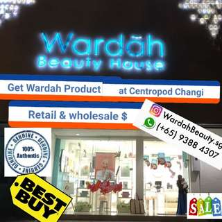 Wardah exclusive twc halal