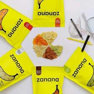 Zanana chips