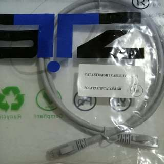Cat 6 network cable - 1m