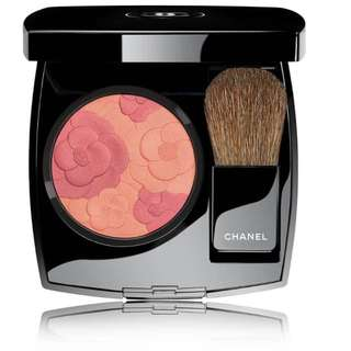 Chanel - camelia rose blusher - limited edition