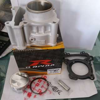 Block Racing LC135 62MM