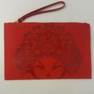 Vivienne Tam (Opera Girl) Clutch Bag mini