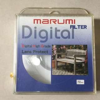 Marumi Digital High Grade 72mm filter