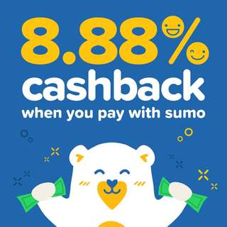 Pay with sumo on honestbee app!