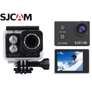 "SJCAM SJ7 Star Action Camera 16MP 4K 30fps 2.0"" Touch Screen Remote"