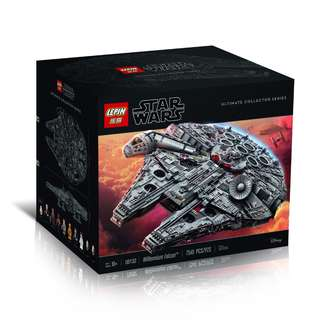 LEPIN 05132 Ultimate Collectors Series Millennium Falcon