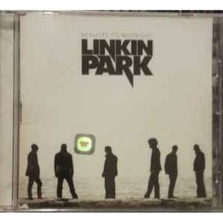Linkin Park ‎Minutes To Midnight cd