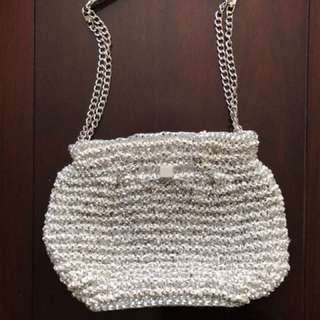 Anterprima 米白色3-way Bag