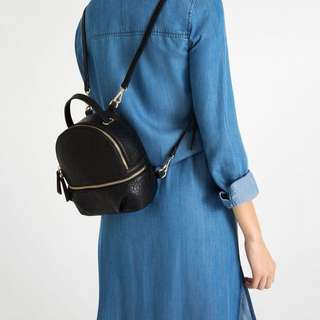 ZARA BACKPACK ORI CROCO